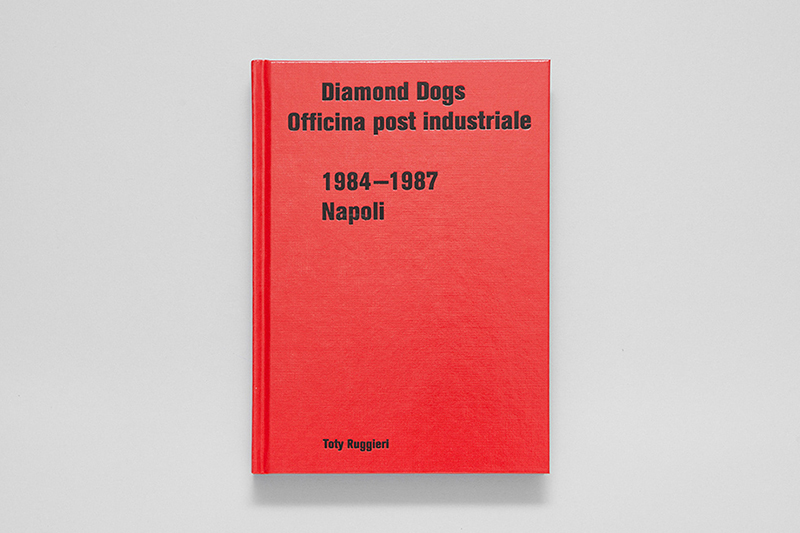 toty ruggieri diamond dogs 1984 1987